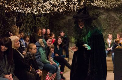 family halloween events - midlands - hatton country world
