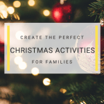 Christmas Fun - Christmas Activities for Families