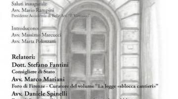 Decreto sblocca cantieri, convegno a Perugia