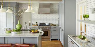 membuat dapur lama tampak baru