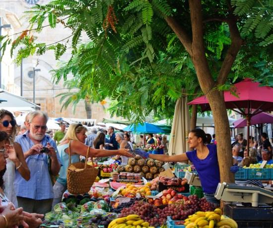 Märkte Mallorca