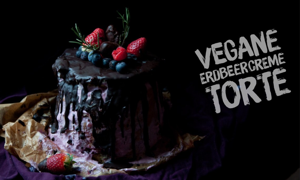 Foodphotography Vegane Torte