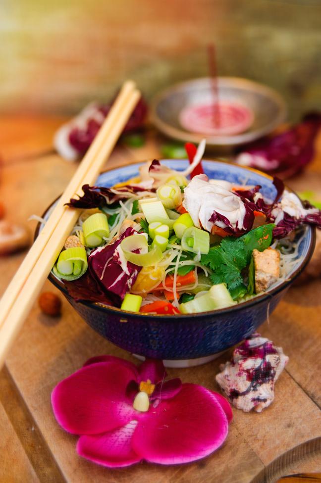 rice-noodle-salad-vegan