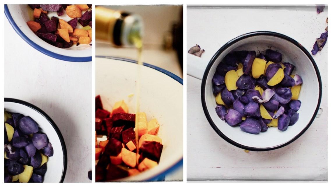 Zubereitung Kartoffelsalat