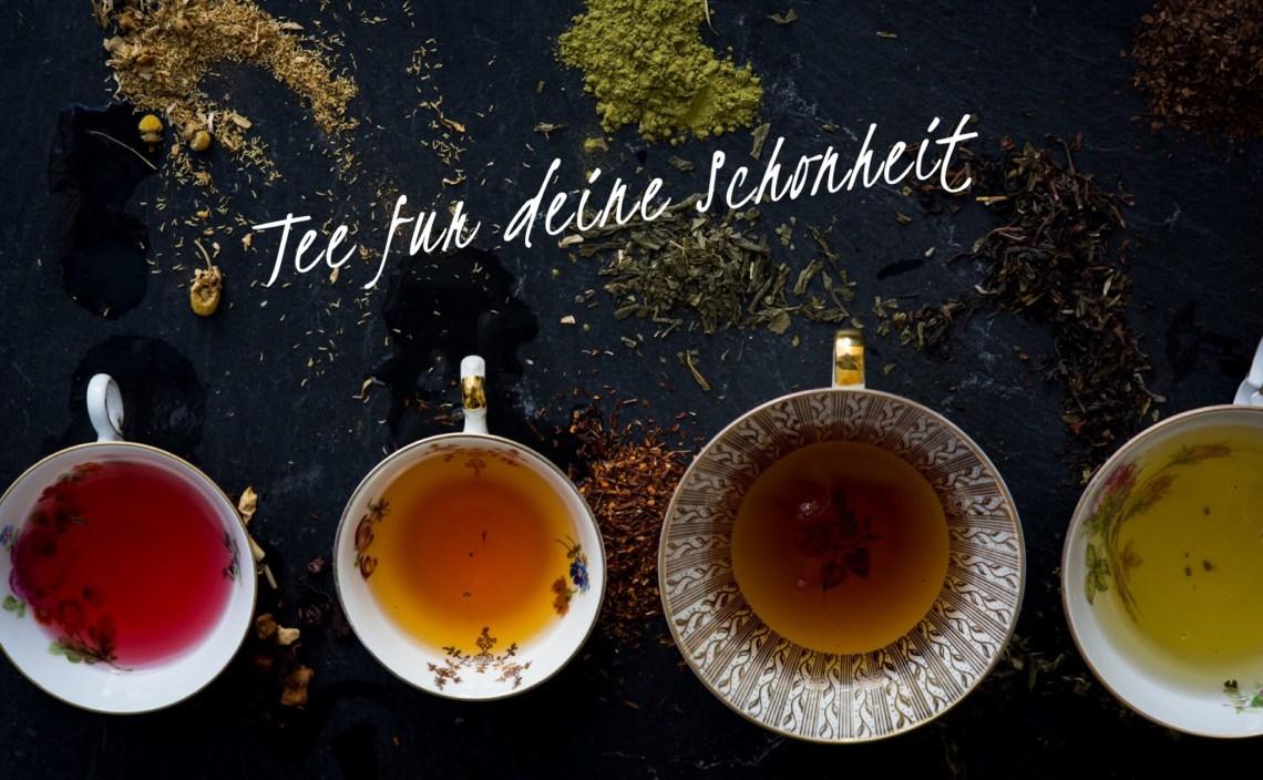 Tee DIY Naturkosmetik