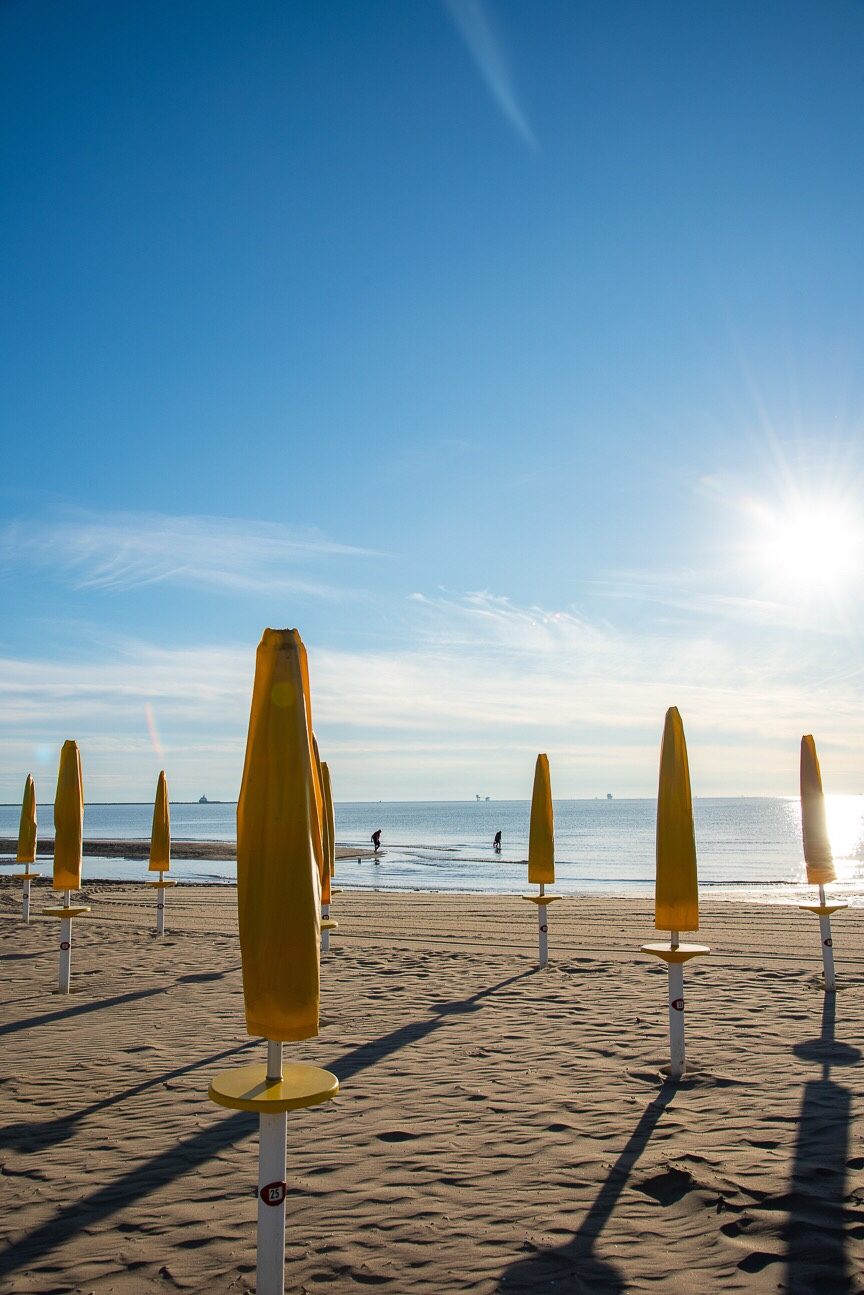 Marina Ravenna Emilia Romagna Strand. Tipps für deinen Strand-Urlaub