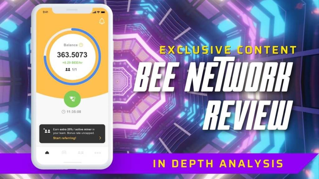 Best Bee Network Cryptocurrency | Bee Network Review 2021