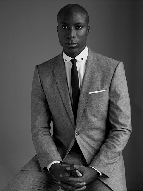 Designer Biography Ozwald Boateng