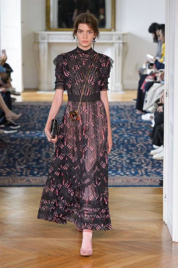 Valentino Woman Spring Summer 2017