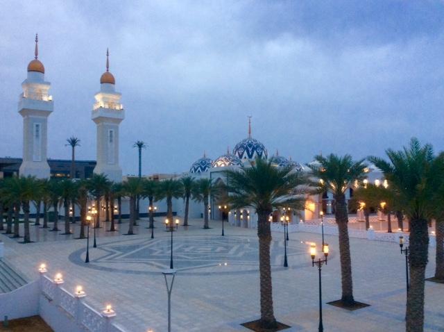 School visits to Oman, Saudi and South Korea
