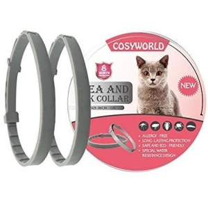 COSYWORLD 2 Pack Flea And Tick Collar