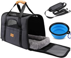 Morpilot Pet Travel Carrier Bag