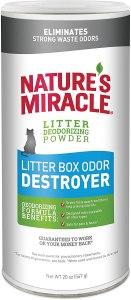Nature's Miracle Litter Deodorizing Powder