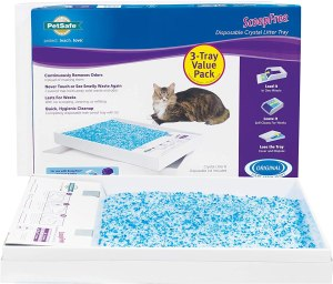 PetSafe ScoopFree Self-Cleaning Cat Litter Box Tray Refills