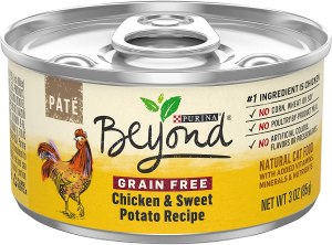 Purina Beyond Grain-Free Adult Wet Cat Food
