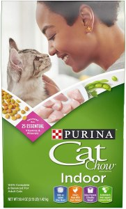 Purina Cat Chow Hairball Indoor Dry Cat Food