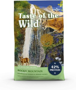 Taste Of The Wild Cat Food