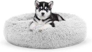 The Dog's Bed Sound Sleep Donut