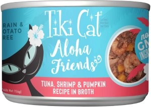 Tiki Cat Aloha Friends Grain & Potato Free Canned Wet Food