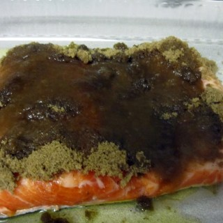 This Fish is a catch…baked Steelhead!
