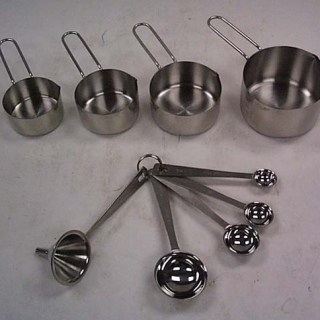Kitchen Item of the Week: Measuring Cups & Spoons