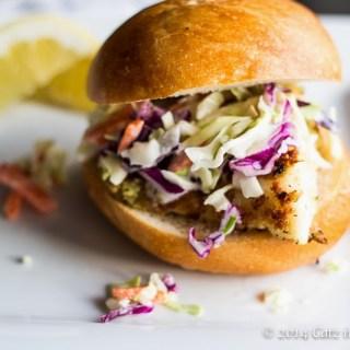 {Copycat} Mcdonald's Filet-O-Fish Sandwich