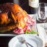 Pomegranate Molasses Turkey