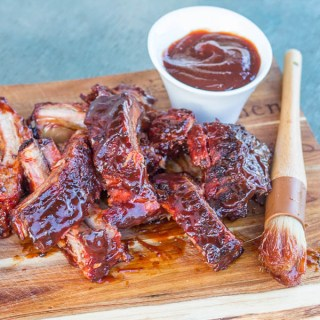 Barbecue Baby Back Ribs