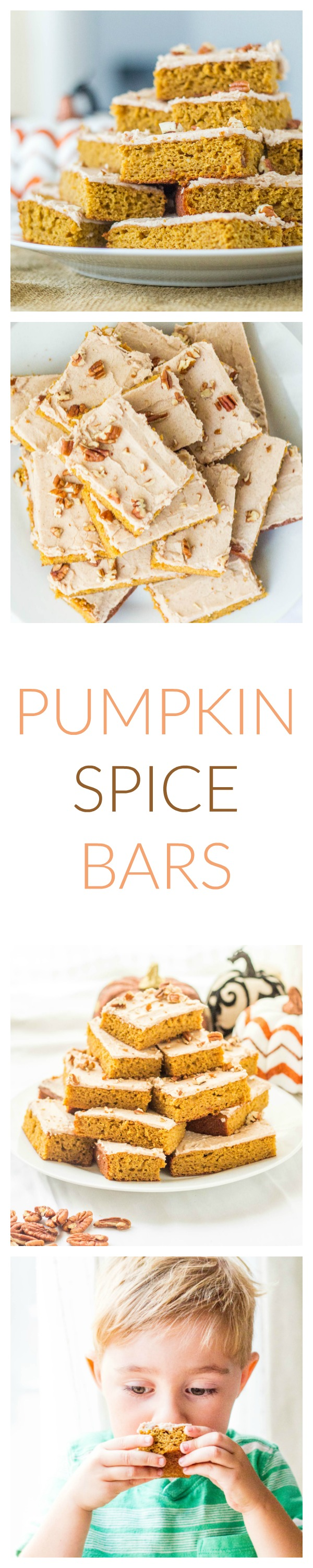 Pumpkin Spice Bars Long PIN