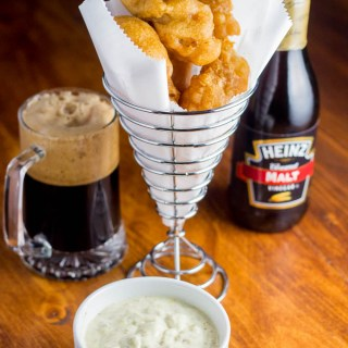 Beer Batter Fish & Chips