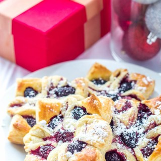 Easy Marionberry Danish