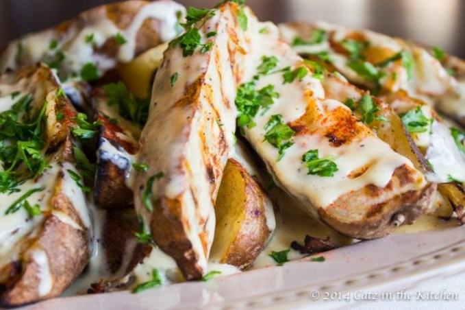 These smoky and flavorful wedges are a fun alternative to French fries that compliment any grilled meal!