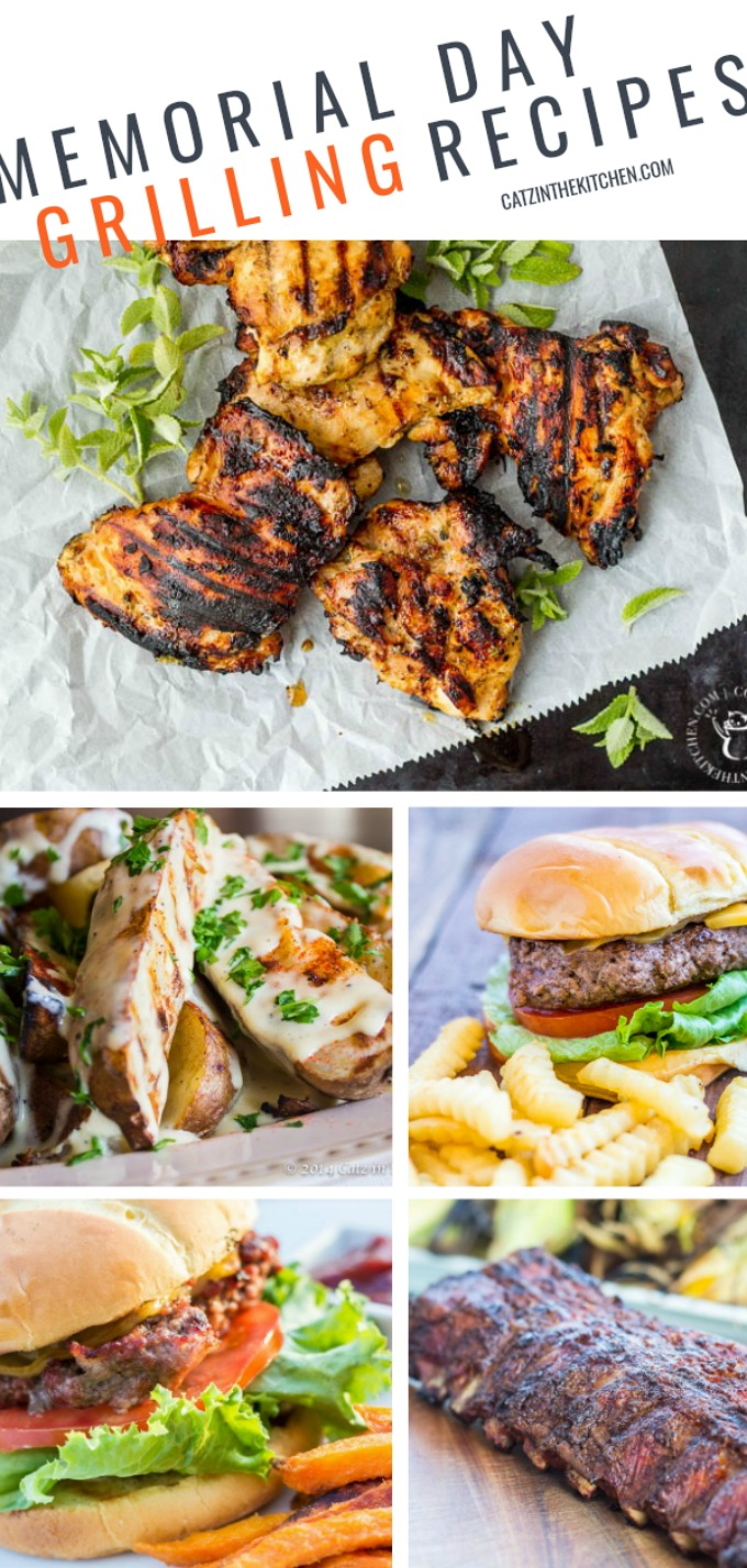Memorial Day Grilling Recipes
