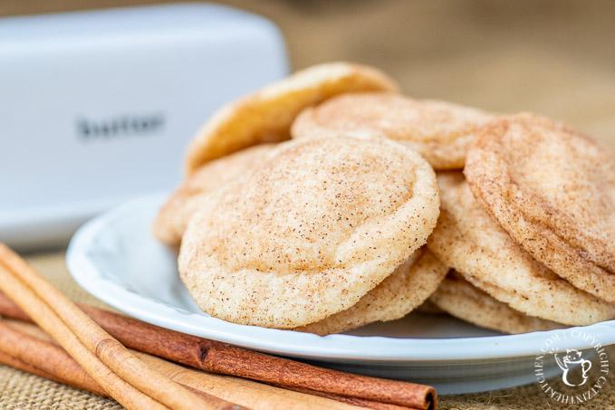 The Best Snickerdoodle Cookies Ever Catz In The Kitchen