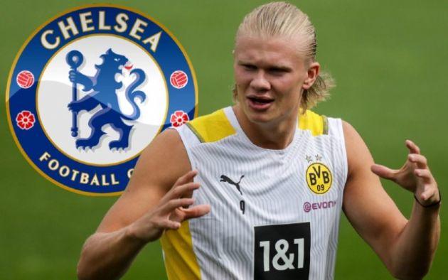 Chelsea FC Erling Braut Haaland