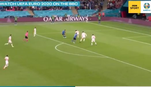 Video: Federico Chiesa scores Golazo to put Italy 1-0 up ...