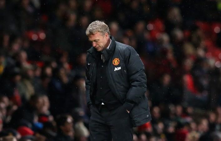 Moyes Man Utd