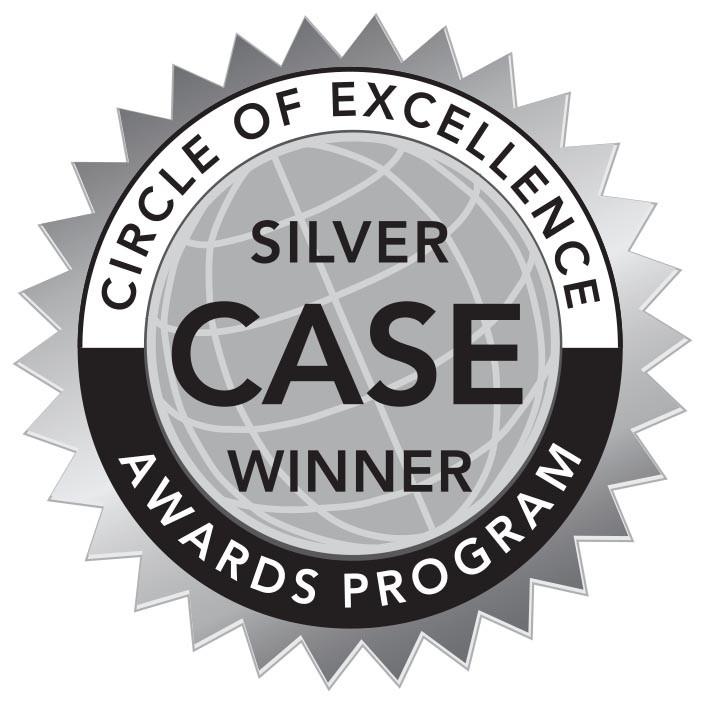 CGA Wins International Award