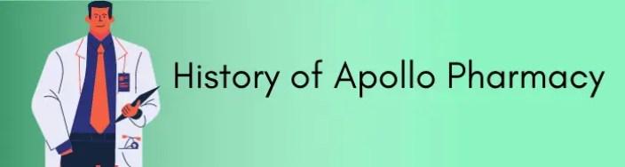 History of Apollo Phamacy