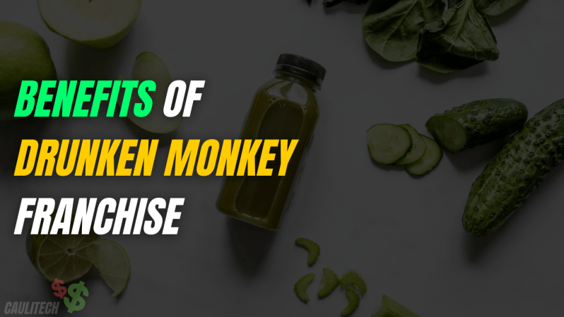 Benefits And USP Of Drunken Monkey Franchise