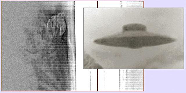 Vril-UFO-Wrack in der Ostsee