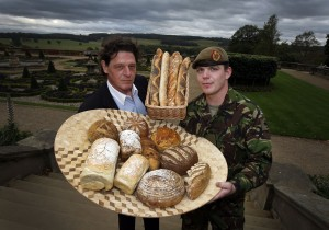 Our work with Marco Pierre White and the Veterans' Artisan Bakery