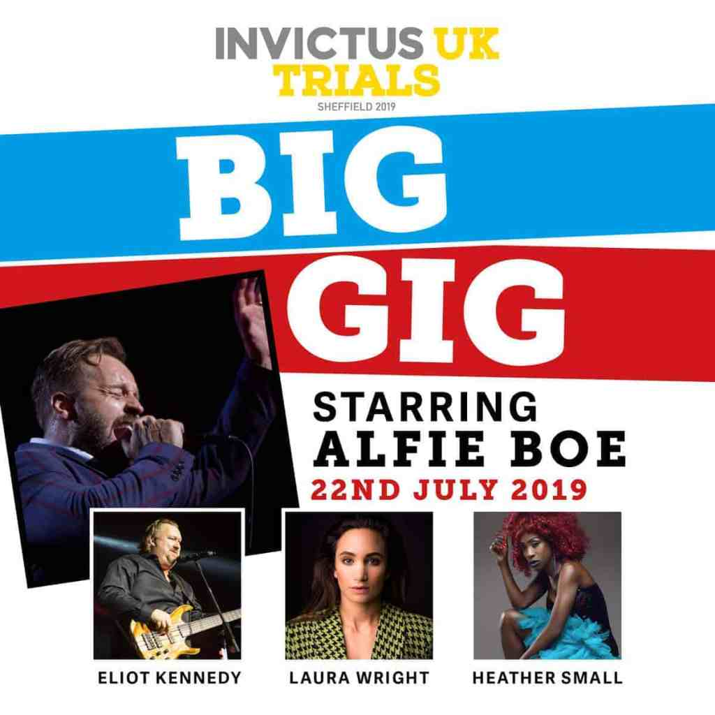Big Gig 22nd July, Sheffield