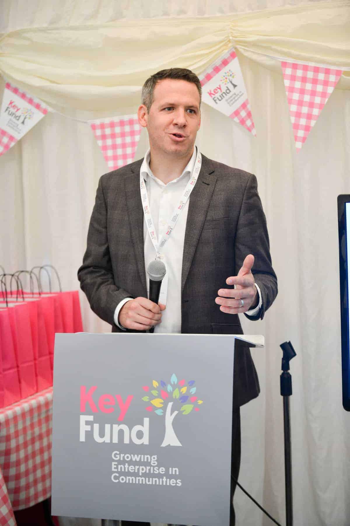 Social Enterprise, The Key Fund