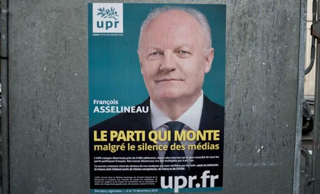 François Asselineau upr