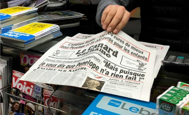 François Fillon Penelope Gate Campagnes présidentielles emplois fictifs