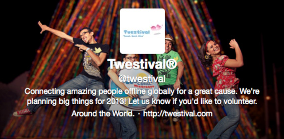 Twestival Twitter Header