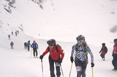 Prueba Esquí Travesía Individual CX 2016