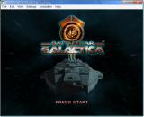 Battlestar Galactica - menu 2