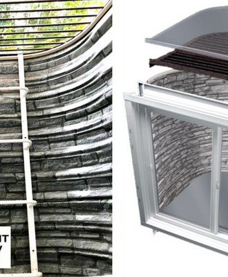 Boman Kemp Basement Egress Window Systems